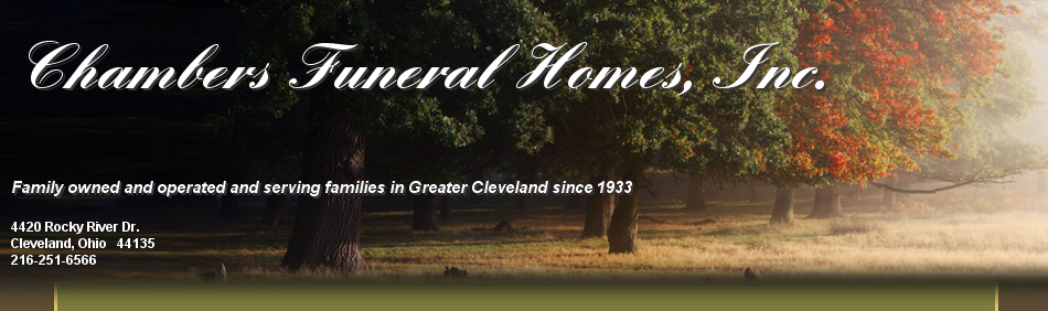 Chambers Funeral Homes, Inc.
